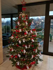 Wunschweihnachtsbaum